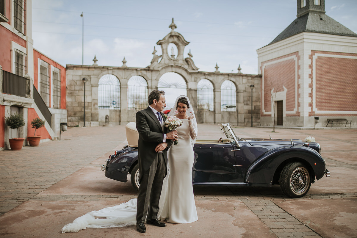 Boda en el Castillo de Viñuelas - The Creative Shot