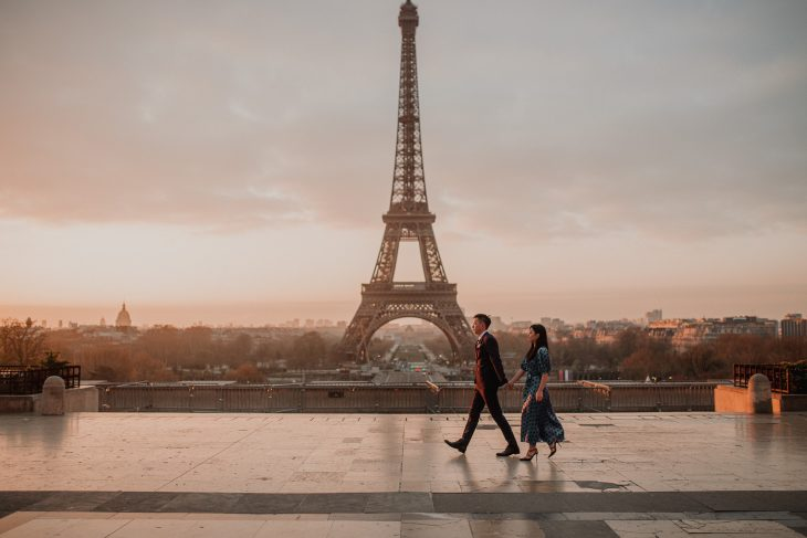 Preboda en París - The Creative Shot